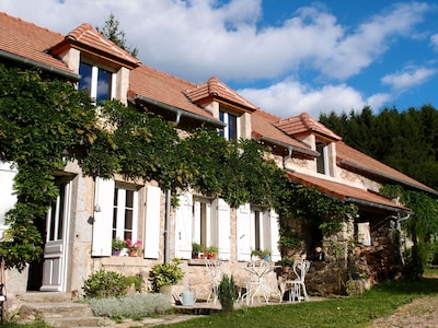 Saint-Martin-du-Puy, Nievre, France
