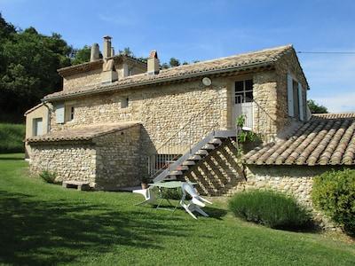 Roaix, Vaucluse, France