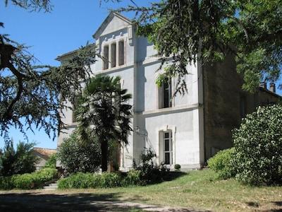 Castel Bataillé : maison d'hôtes