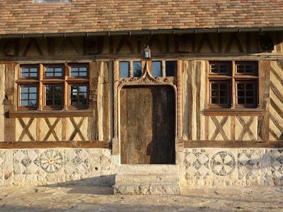 Séjourner dans un authentique manoir médiéval