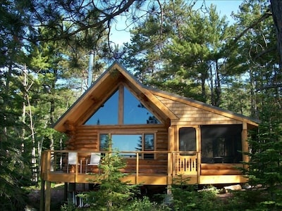 Nestled in the Pines