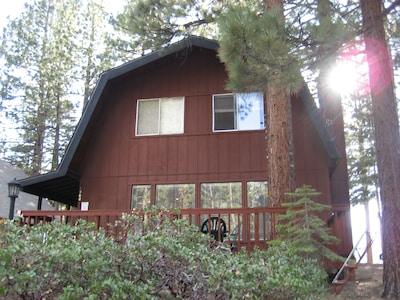 Our Cozy Mountain Cabin Summertime