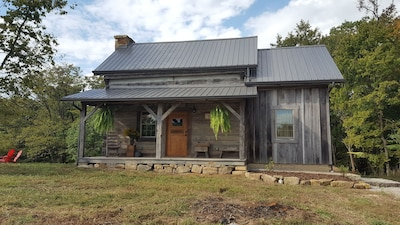 Antique log cabin built in early 1800's restored with all modern amenities