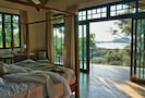 Wake up each morning with perfect views from your bed.