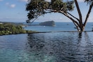 This infinity pool view mof the pacific ocean from your vacation villa