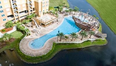 Lake Buena Vista Resort, Orlando, Florida, United States of America