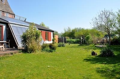 800 m² Naturgrundstück