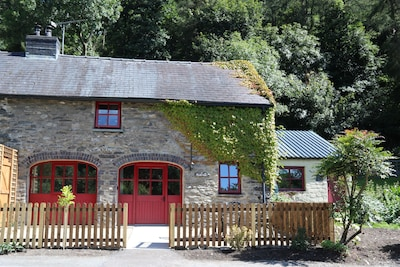 Lovingly converted from the original 18th century carriage house...