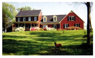 Great Home-Away-From-Home!  The Farmhouse.