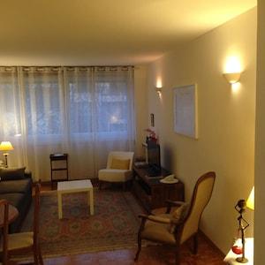 Salon- living room