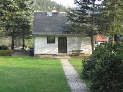 Zwota, Klingenthal, Sachsen, Tyskland