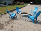 Enjoy the Fire Pit on the Beach