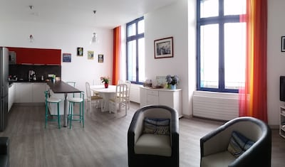 cuisine, salle à manger