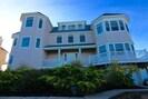 3 floors, 2 decks, 2 car garage, ample parking, 8 BR, 7 baths, 1 ticket paradise