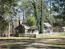 Pine Grove Cottage in East Texas Pine/Hardwoods forest