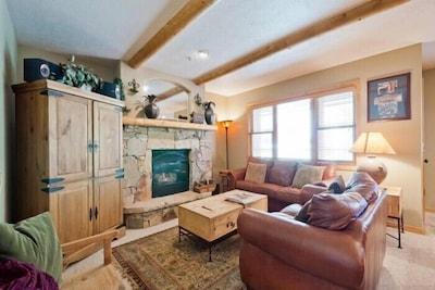 Foxglove Living Room