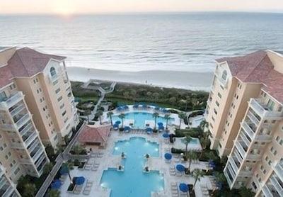 Marriott's OceanWatch Villas at Grande Dunes, Myrtle Beach, South Carolina, United States of America