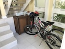Bicycles for guests use