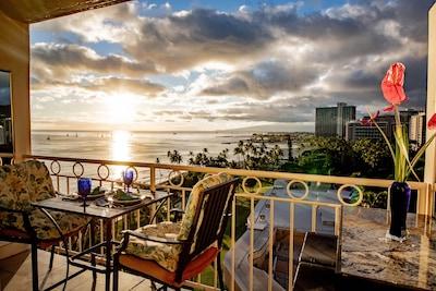 Waikiki Shore, Honolulu, Hawaii, United States of America
