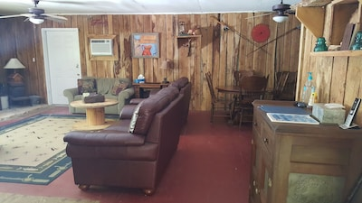 The Lodge gathering room