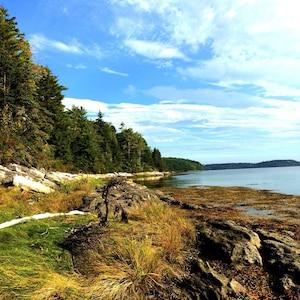 Bates-Morse Mountain Conservation Area, Phippsburg, Maine, United States of America