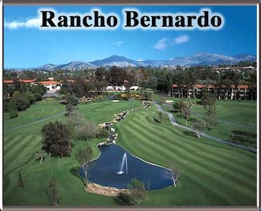 RB Inn Golf Course- Villa overlooks 15th Green/Fairway