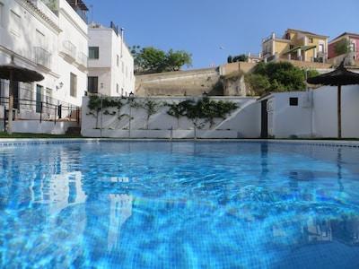 Casa 8 - Increíble casa con A / C, Wi-Fi Fibra Optic, piscina y playa a solo 400m