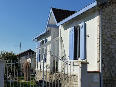 La Grande Plage, Ile-d'Aix, Charente-Maritime (department), France