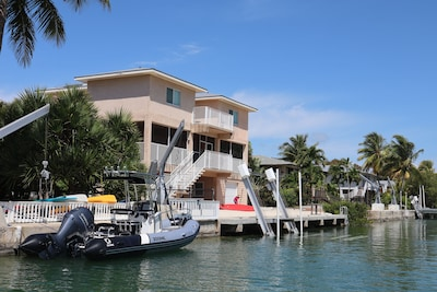 Our private retreat on Sugarloaf Key
