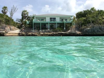 South Palmetto Point, Central Eleuthera, Bahamas