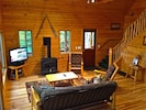 Great Room - High Def TV, DVD Library, Satellite w/ premium channels