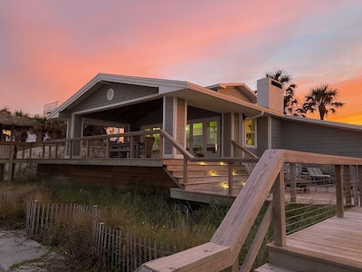 Duneswept - oceanfront privacy and serenity