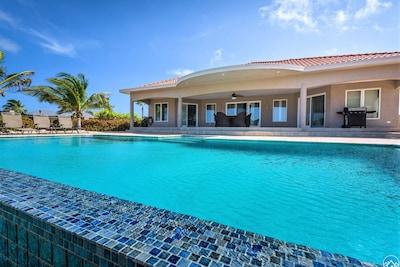 Beautiful drop off pool