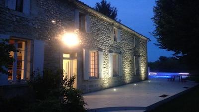 Flaujagues, Gironde (department), France