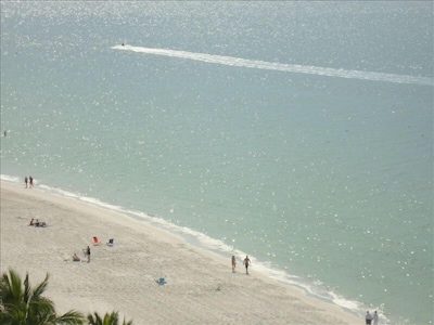 SeaChase Beachfront   Actual Picture!  300 feet long, very private, low density!
