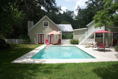 So spacious and tranquil you'll never want to leave!