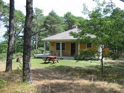 Eastham home 100 feet from Great Pond