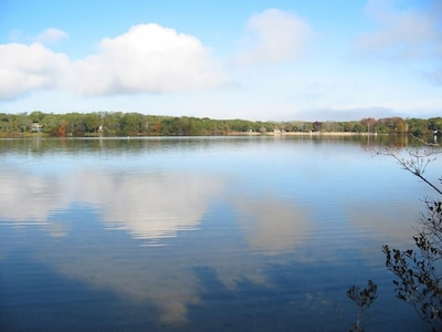 Enjoy Eastham's Largest Pond