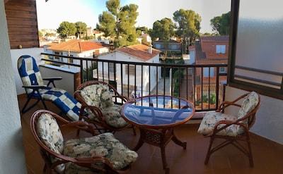 Coma-ruga, El Vendrell, Catalogne, Espagne