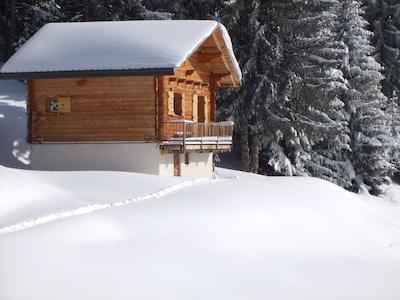 Villard-sur-Doron, Savoie (département), France
