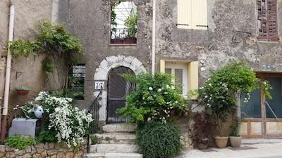 Entrée de la maison Grand Rue