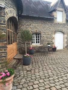 Exterieur Lodge