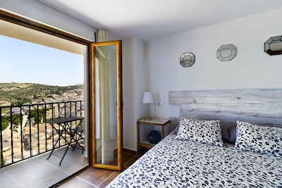 Montefrío, Andalousie, Espagne