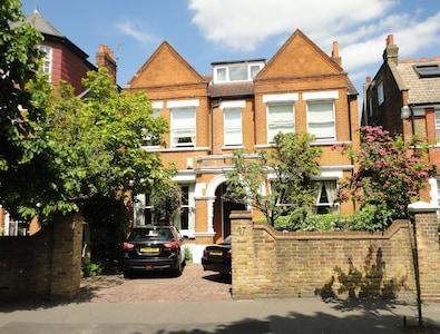 London Victorian detached Villa
