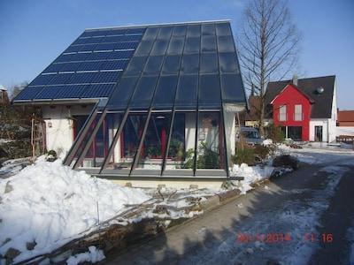 unser Solarkraftwerk