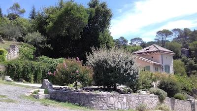 La Bambouseraie de Prafrance, Generargues, Gard, France