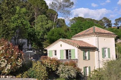Anduze, Gard, France