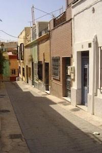 Centre-ville d'Almería, Almería, Andalousie, Espagne