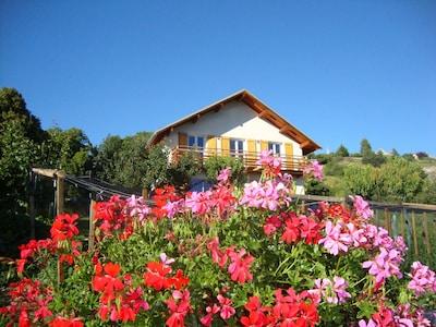 Serre-Ponçon Aventure, Chorges, Hautes-Alpes, France