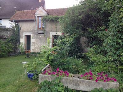 Feux, Cher (département), France